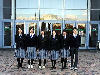 尼崎市立尼崎双星高等学校画像